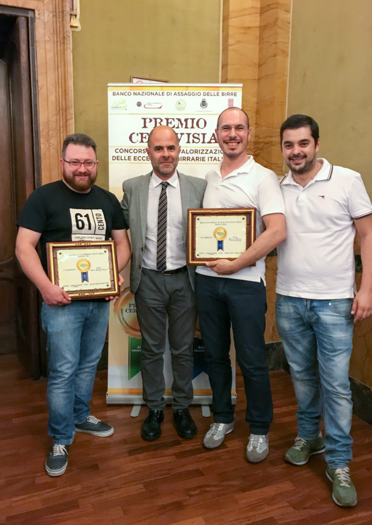 Cerevisia 2017 - Birrificio61cento- 2017-09-06 - IMG_1007